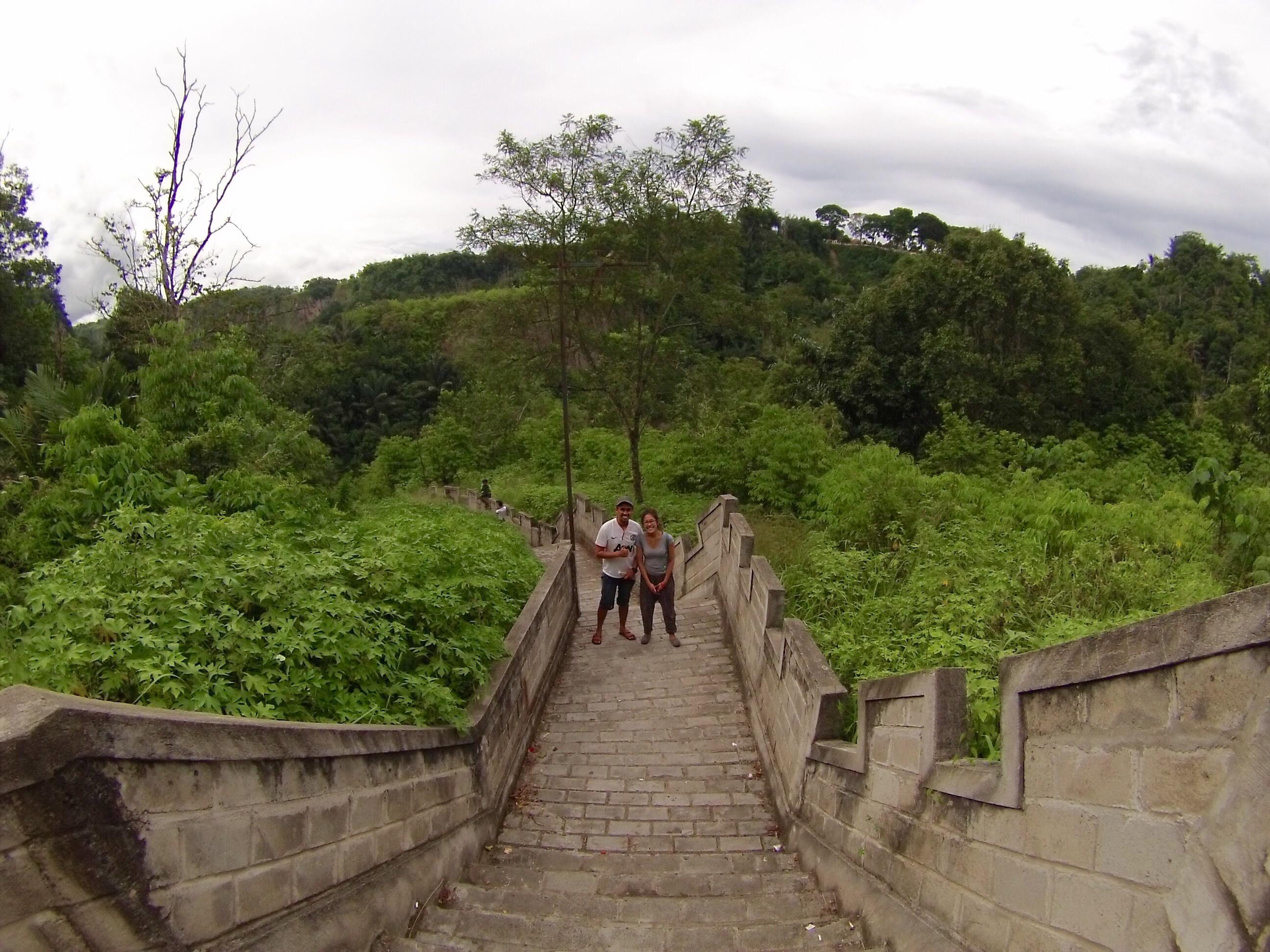 Great Wall Koto Gadang Bukittinggi Indonesia