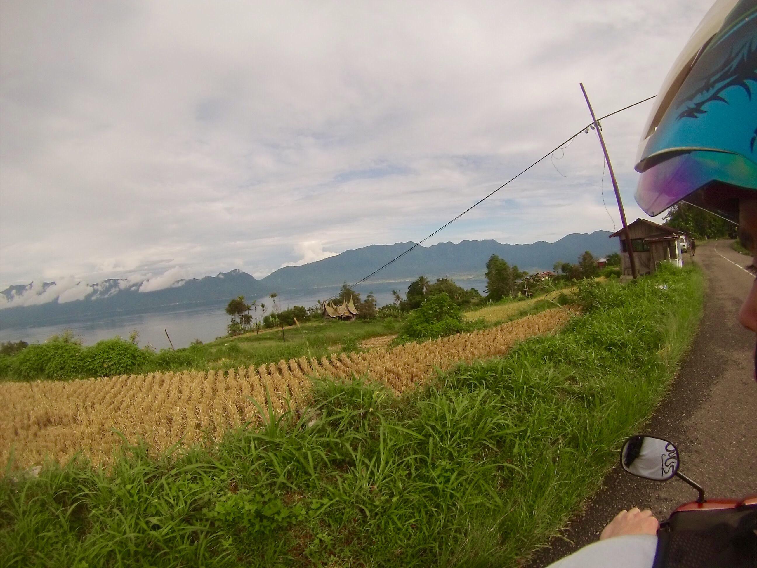 Lake Maninjau West Sumatra Indonesia