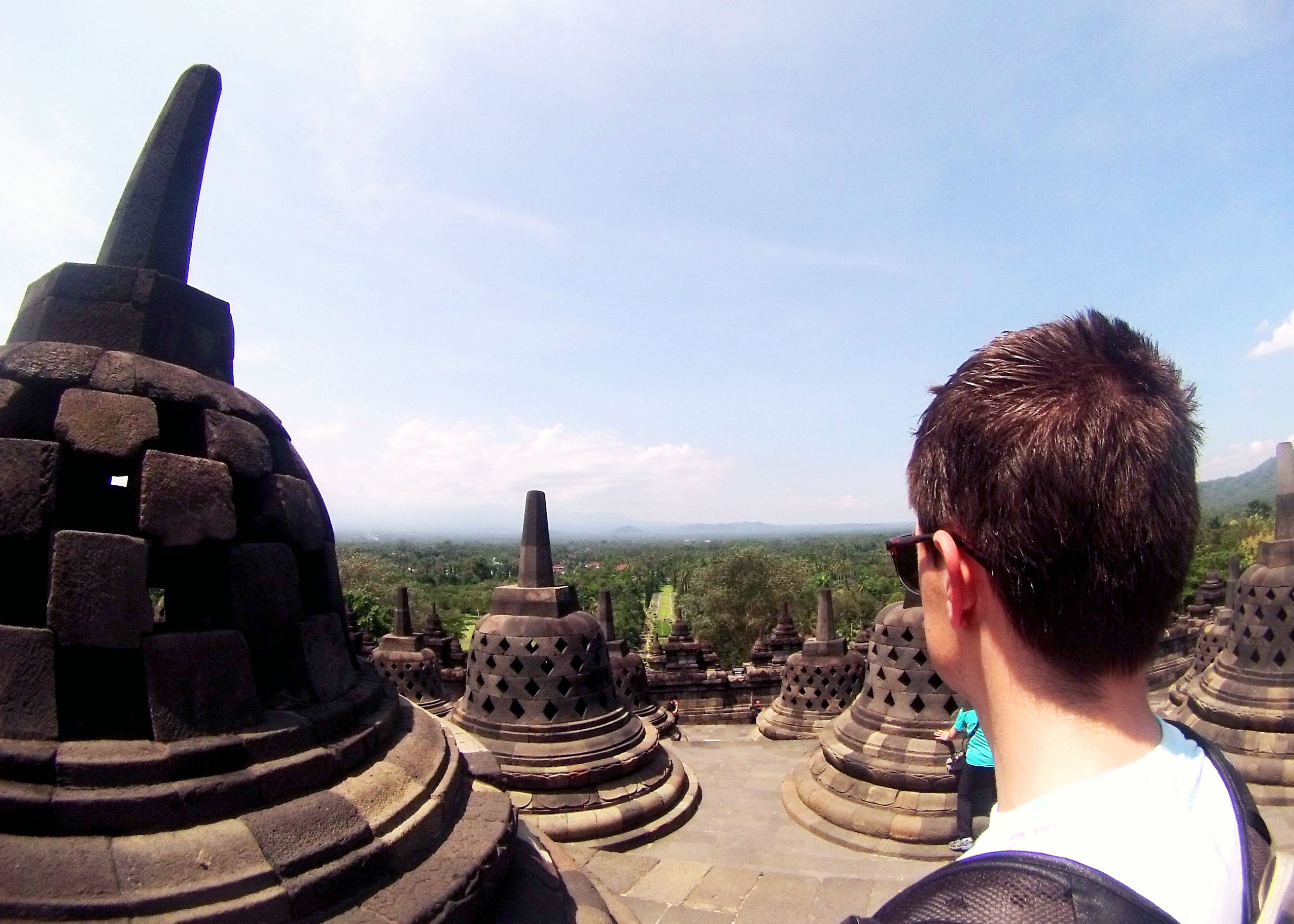 Boroburdur | How to stay on budget in Yogyakarta, Indonesia