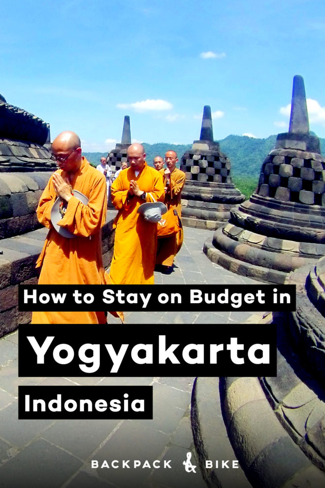 How to stay on budget in Yogyakarta, Indonesia