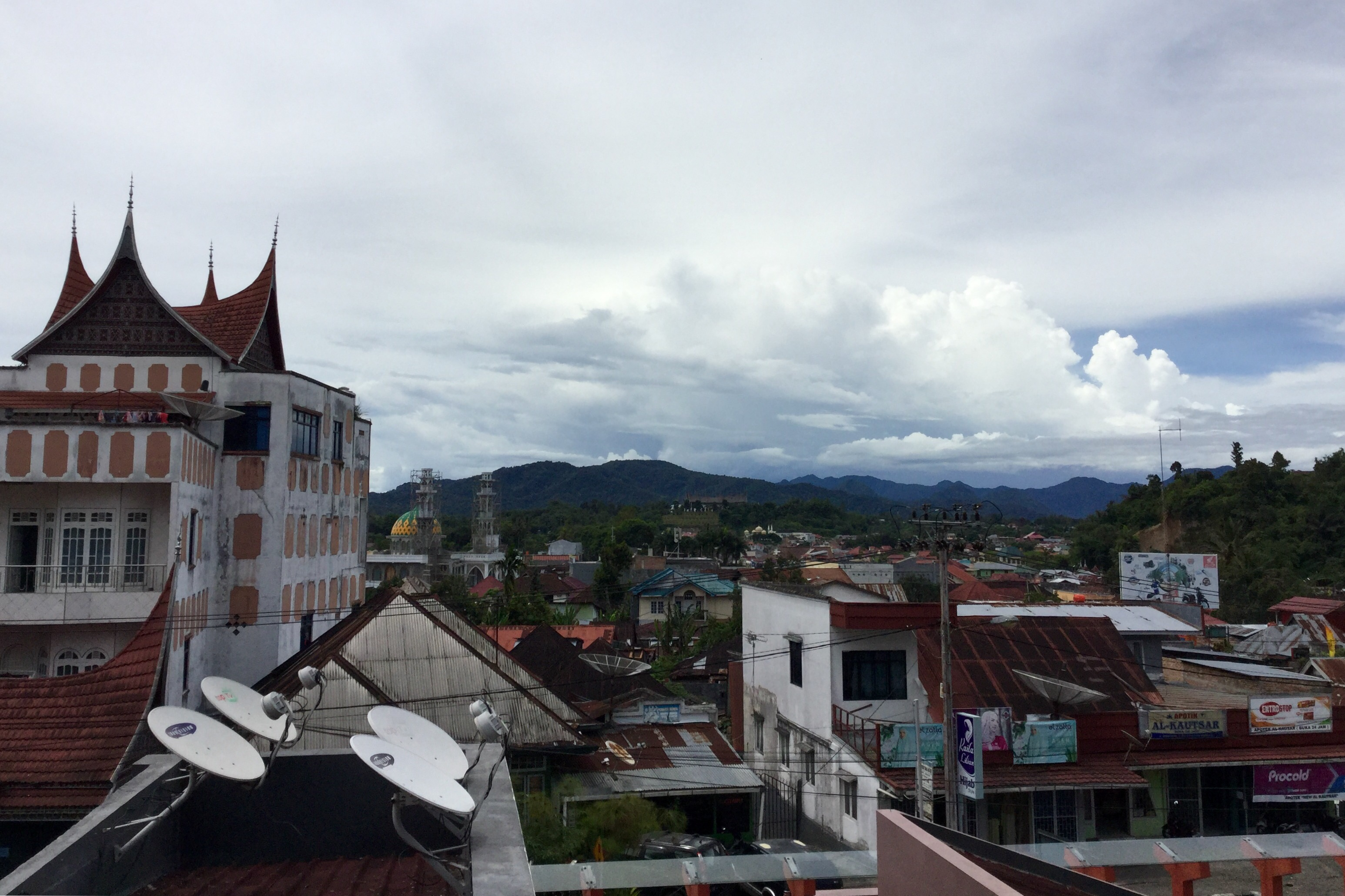 Bukittinggi West Sumatra Indonesia