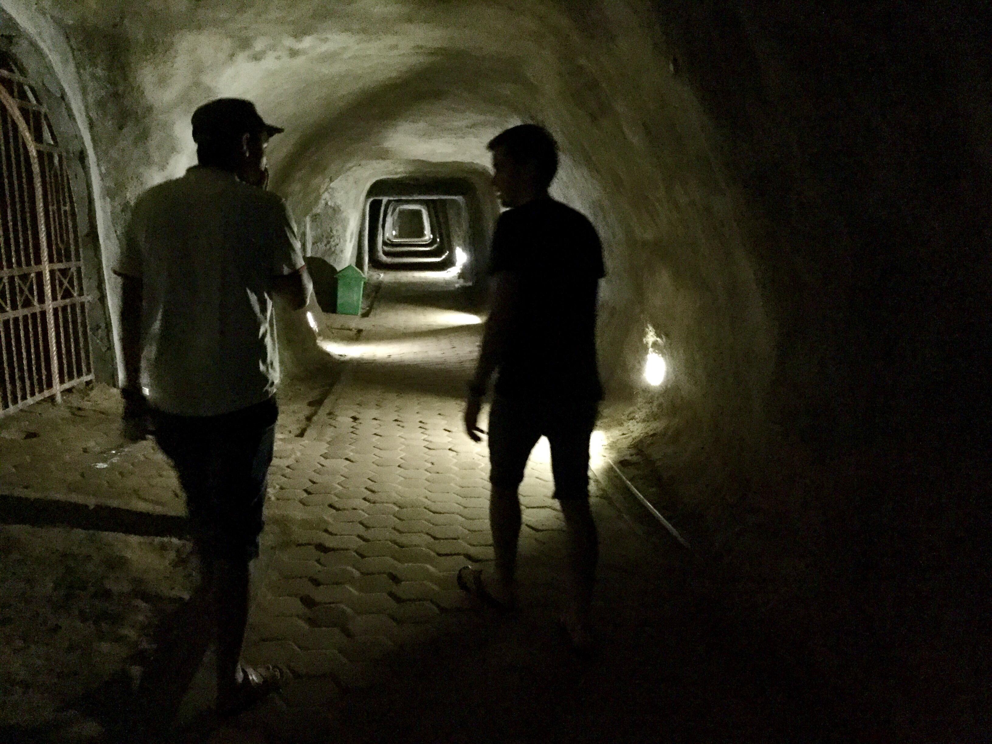 Japanese Caves Bukittinggi West Sumatra Indoneisa