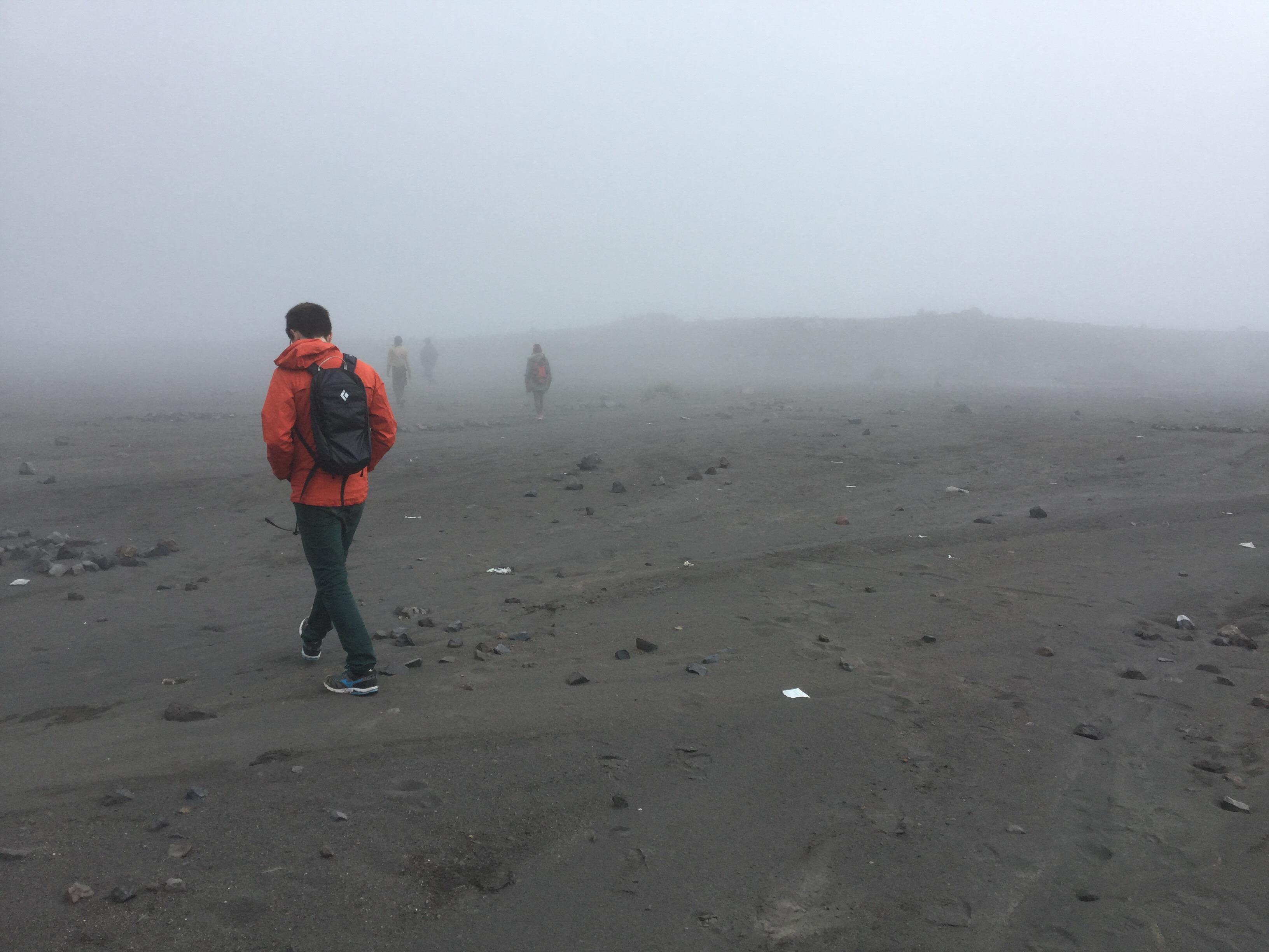 Koto Baru Volcano Indonesia Travel