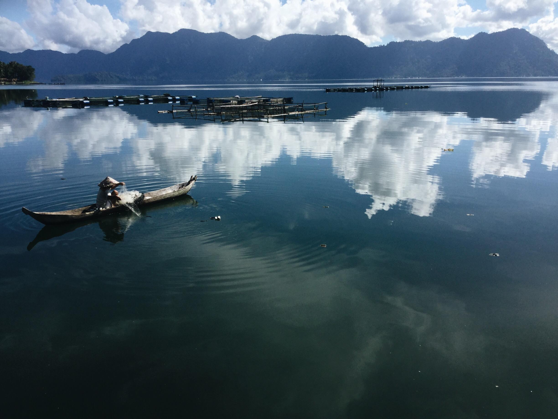 Maninjau West Sumatra Indonesia