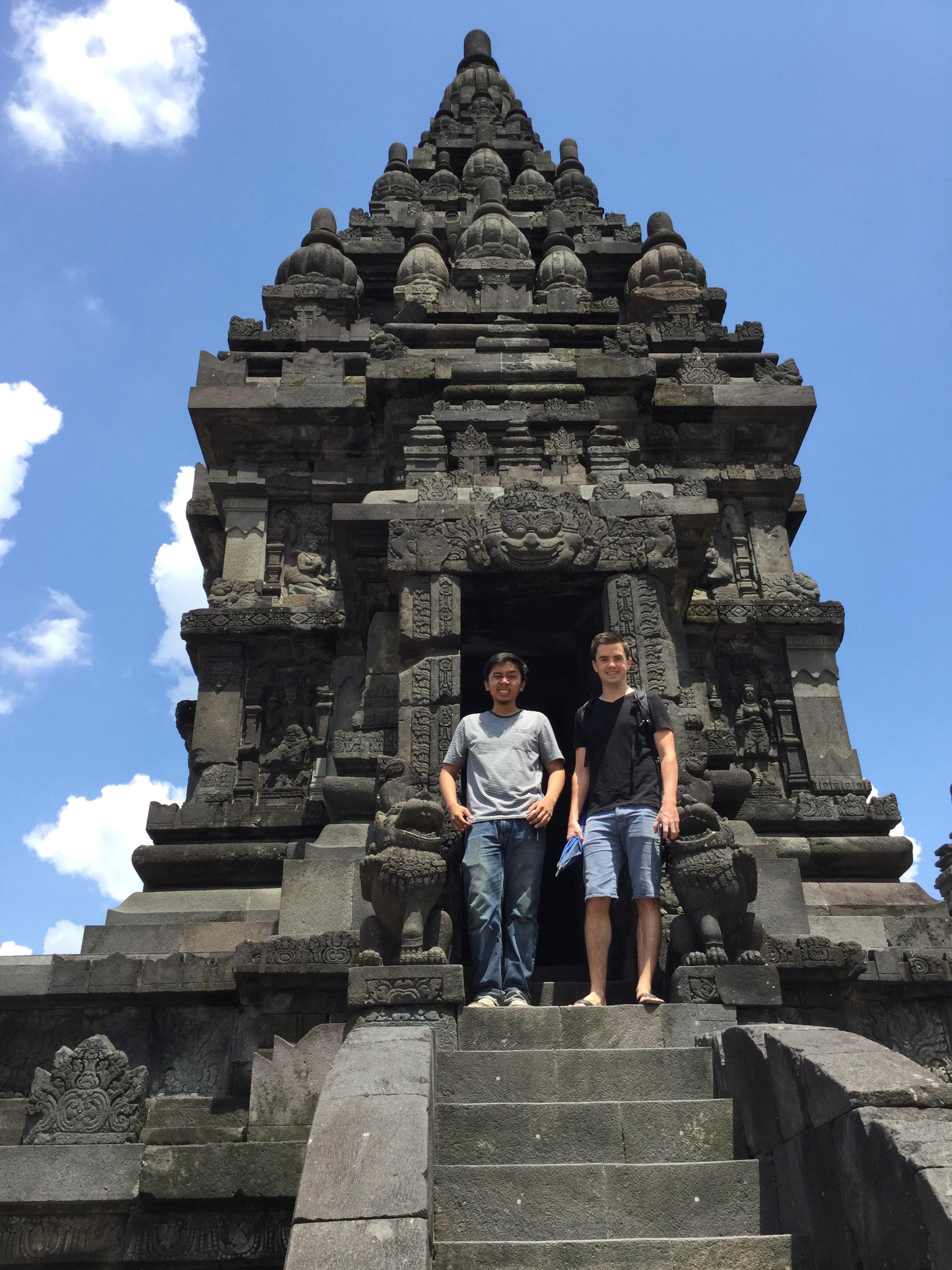 Prambanan Java Indonesia Travel