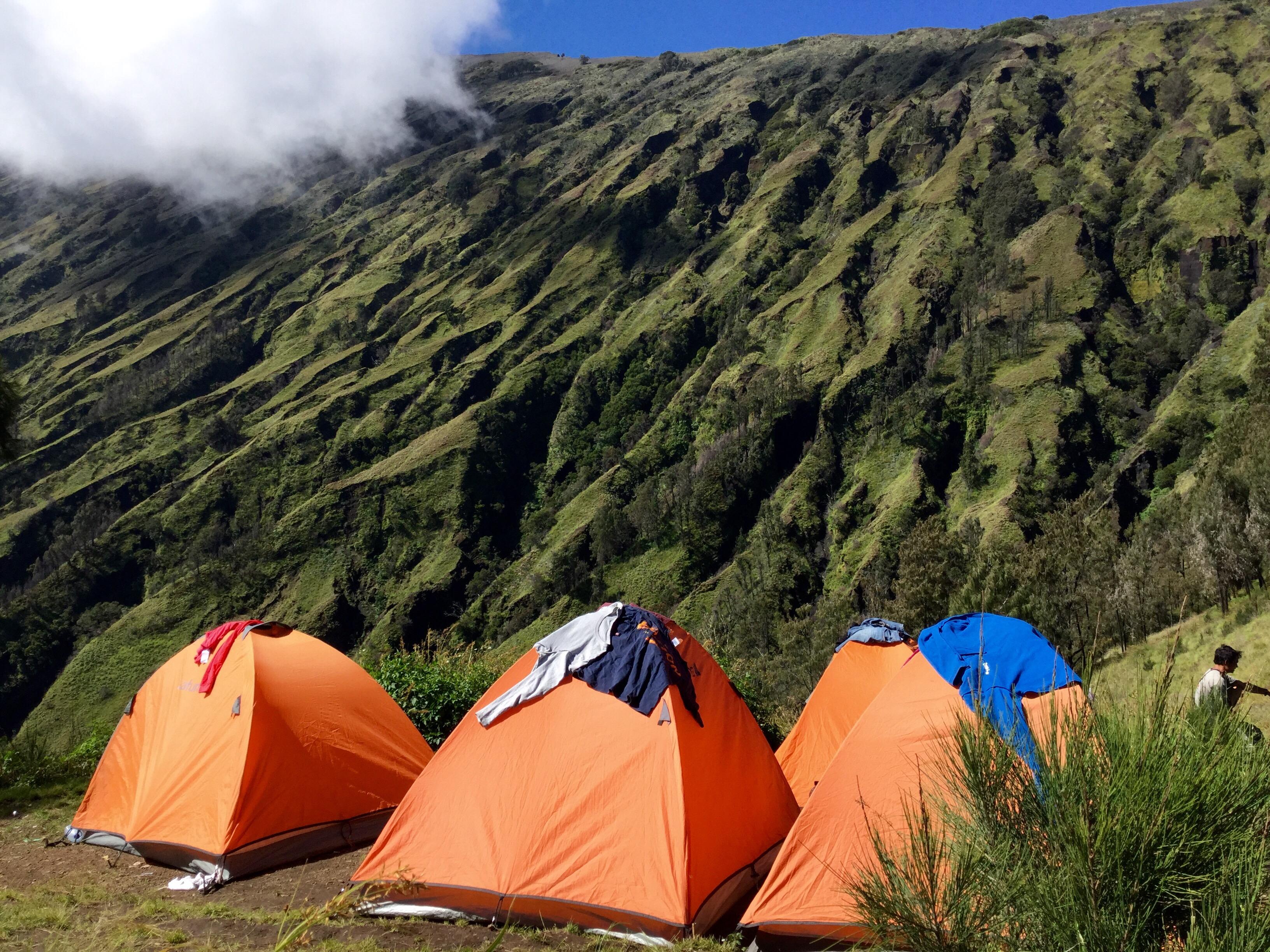 Camp Rinjani