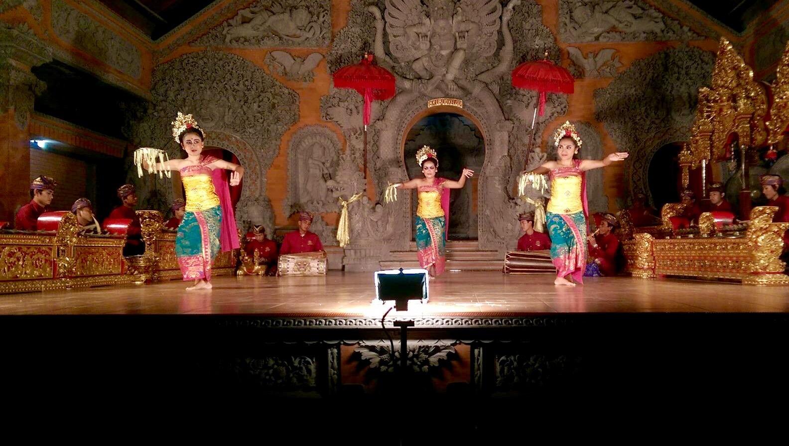 Bali Dance Indonesia