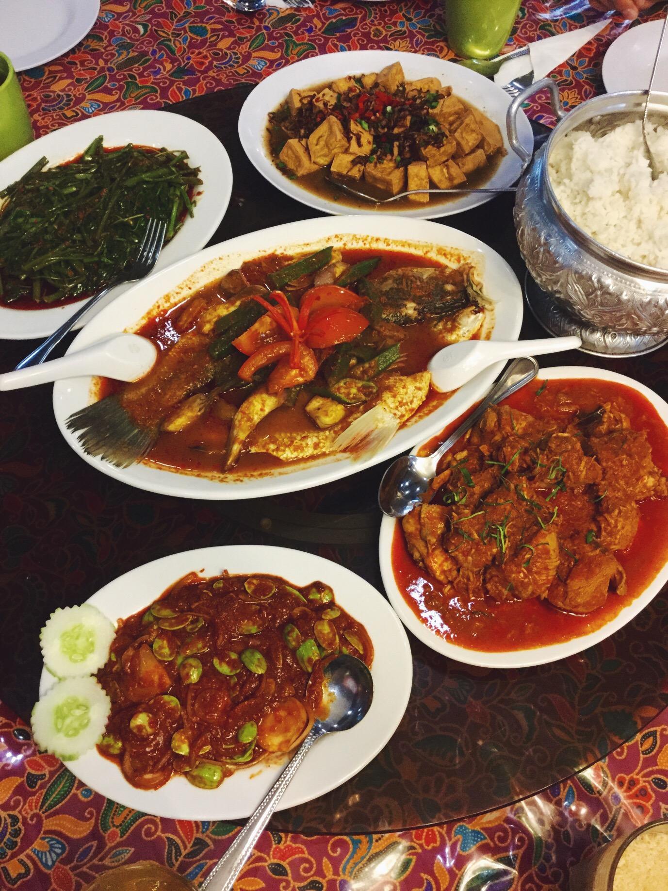 Nyongya Food Malacca