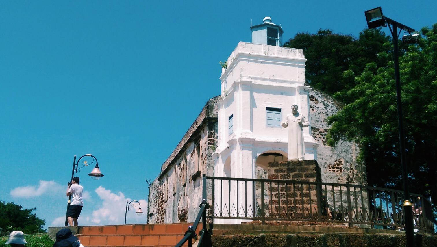 St Paul's Chuch Malacca