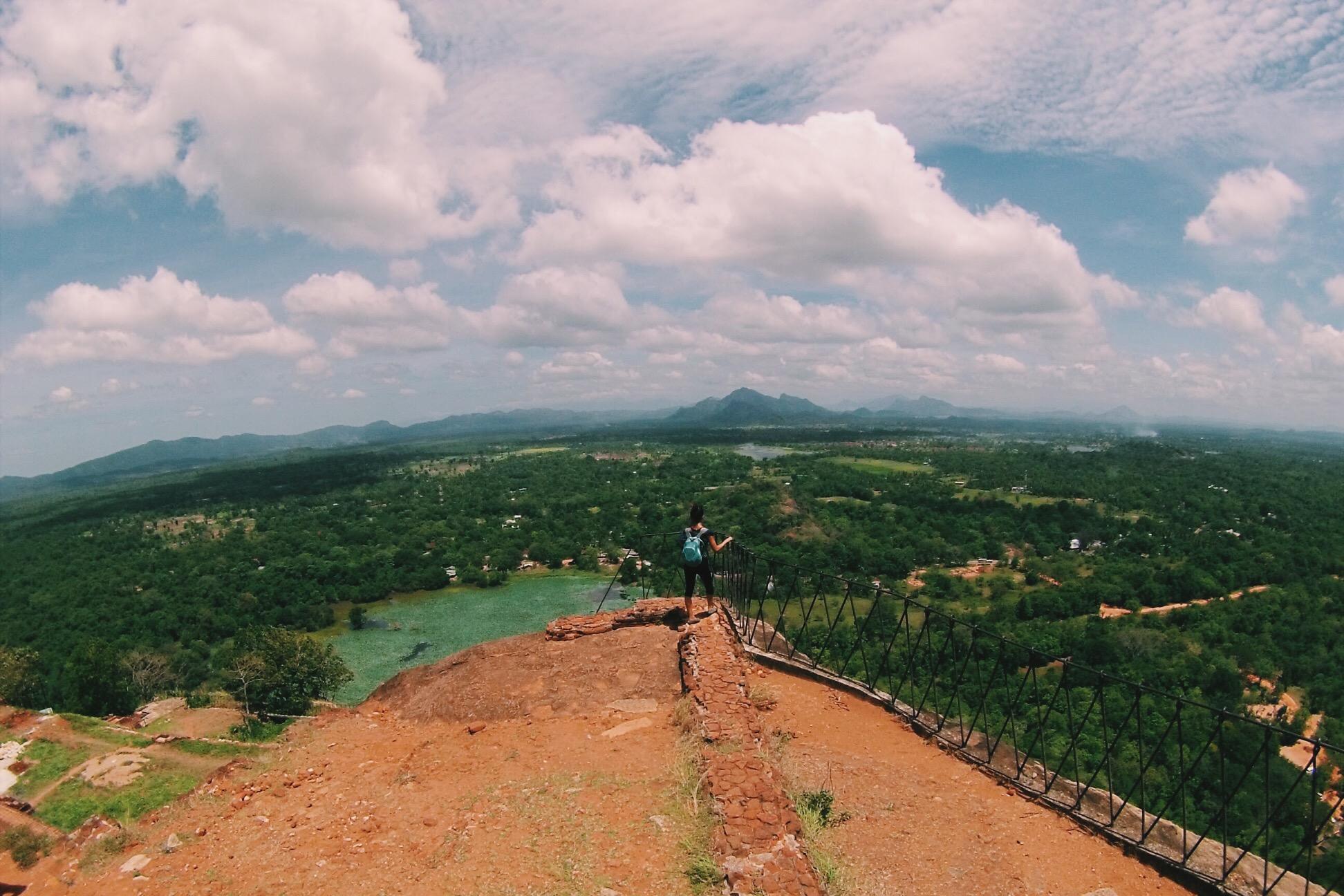 Sigiriya Views