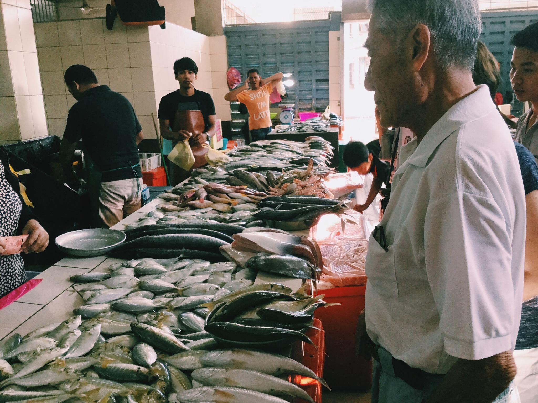 Market Kota Kinabalu