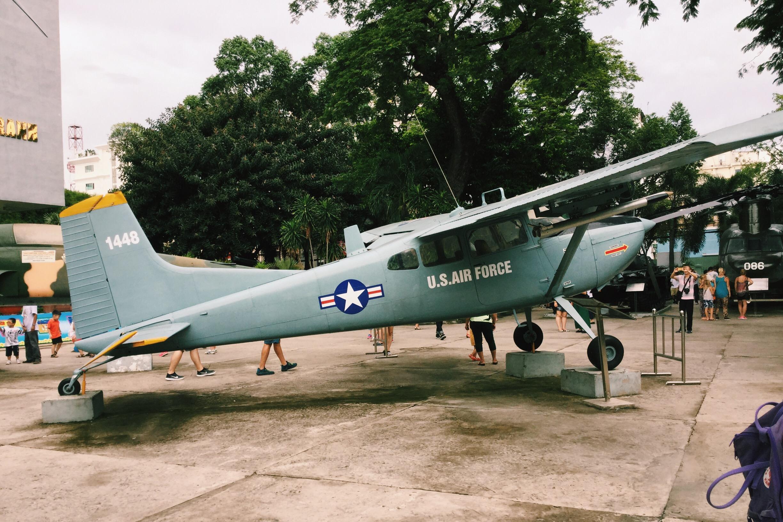 War Museum Saigon