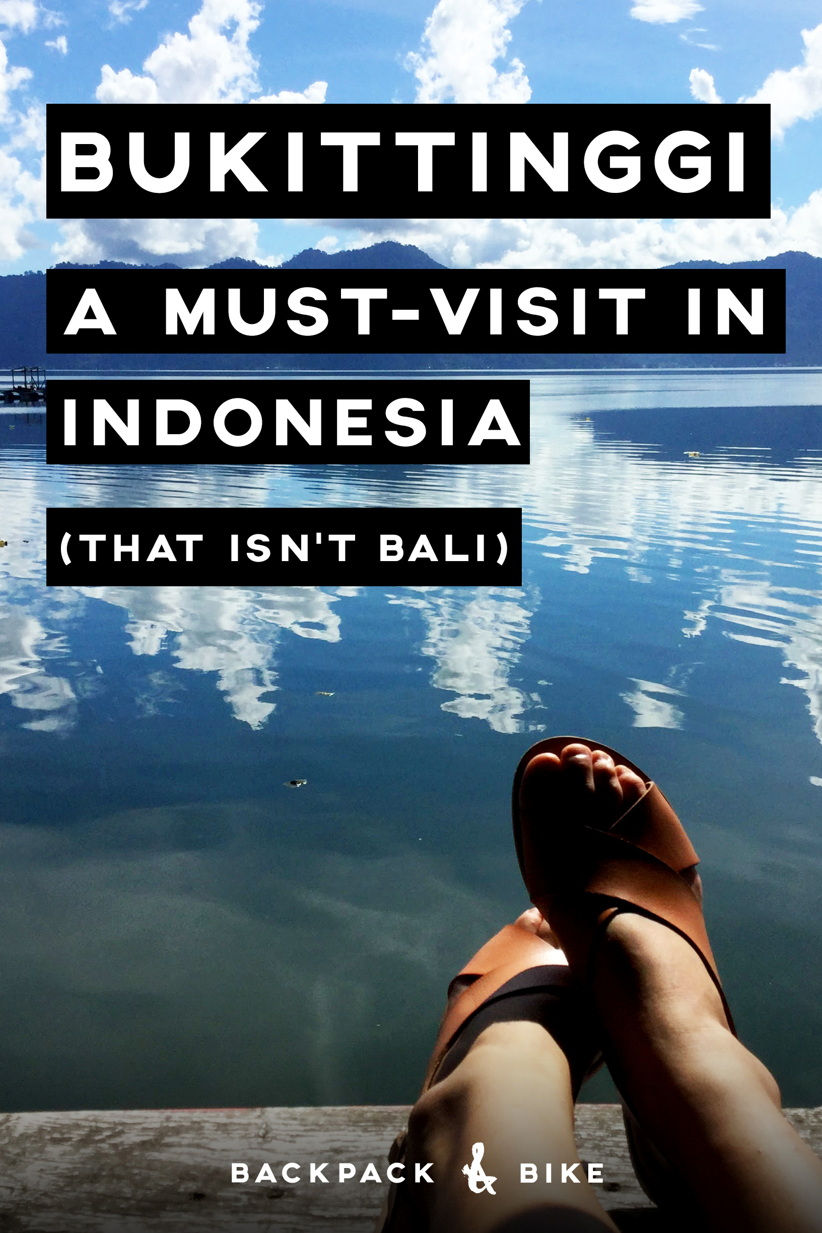 Bukittinggi | A must-visit in indonesia (that isn't bali) | Bukittinggi is an under visited gem that's overshadowed by its eastern sibling, Bali. Don't be fooled, the mountains have just as much to offer as the islands.