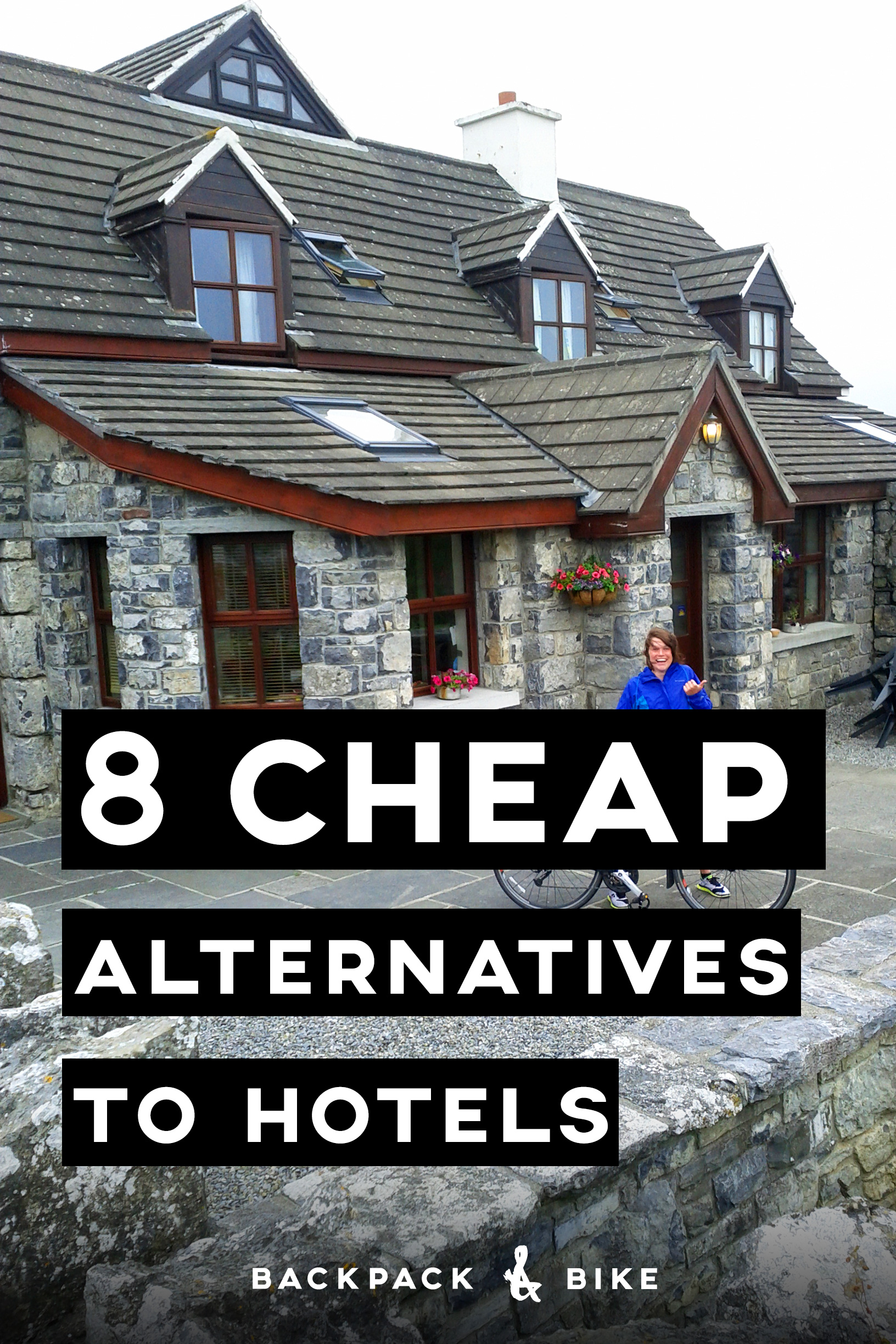 8 Cheap Alternatives to Hotels | Especially if you're a long term traveller, accommodation can quickly chew through your budget. Here are some tips on how to sleep for cheap.