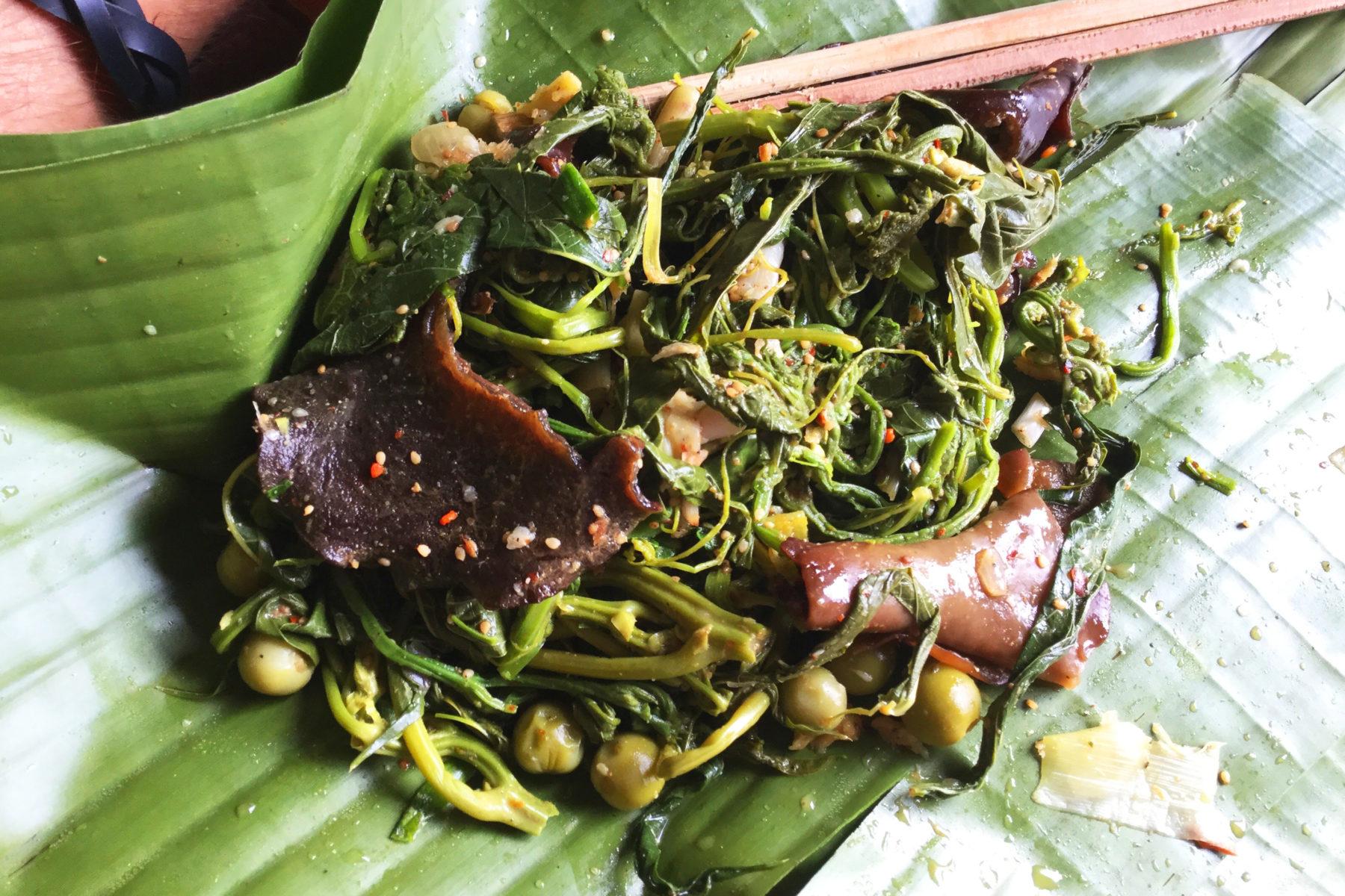Muang Khua Spicy Salad