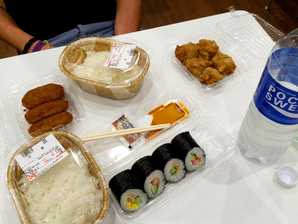 Cheap Food Japan | 6 Money Saving Tips for Traveling Japan