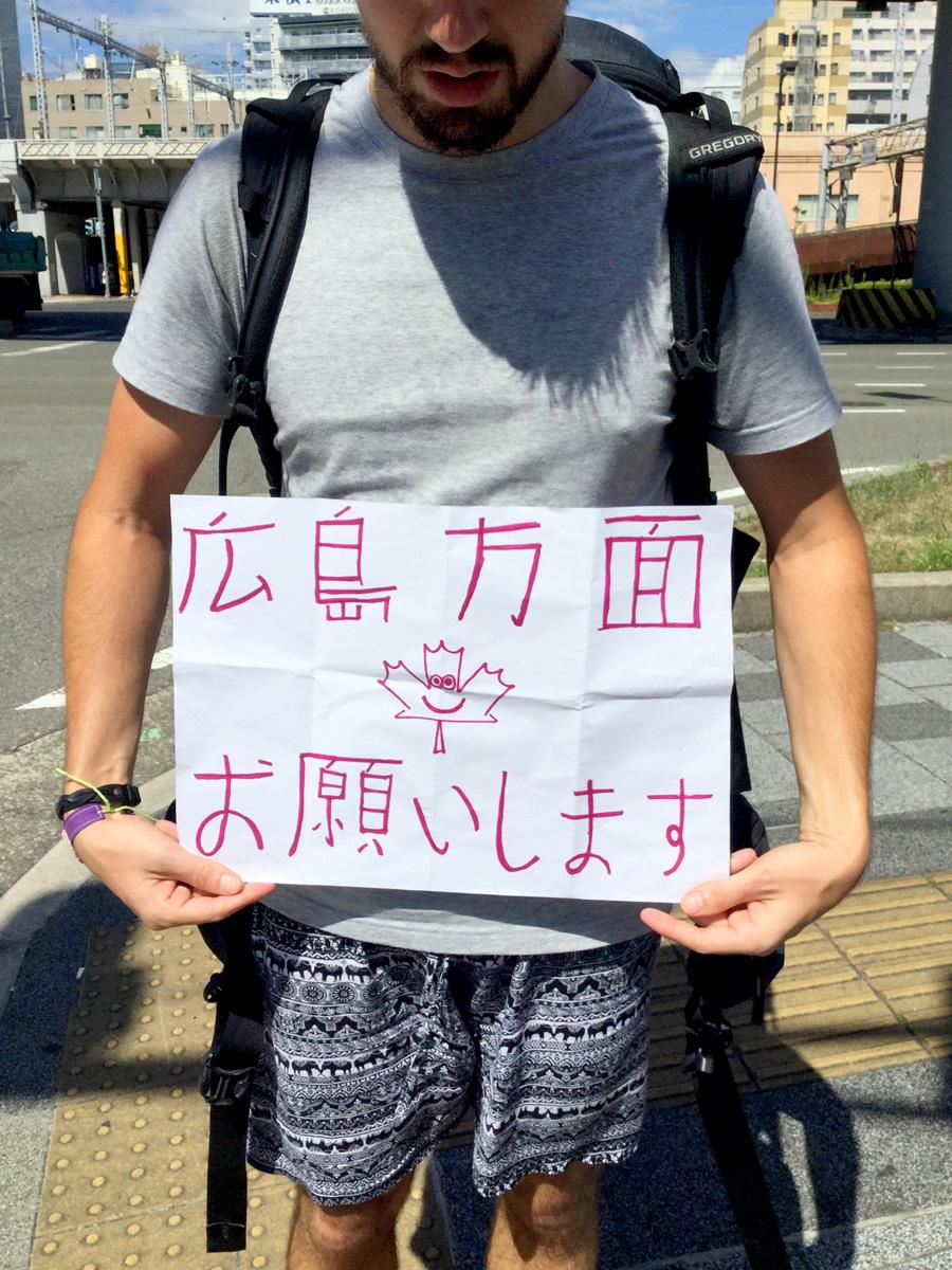 Hitchhiking Japan | 6 Money Saving Tips for Traveling Japan