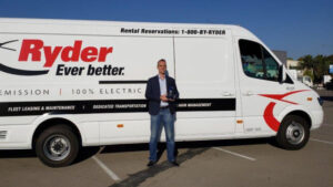 RYDER SYSTEM'S CHRIS NORDH ON COMMERCIAL ELECTRIC TRUCKS AND FUTURE TRANSPORTATION TECHNOLOGIES