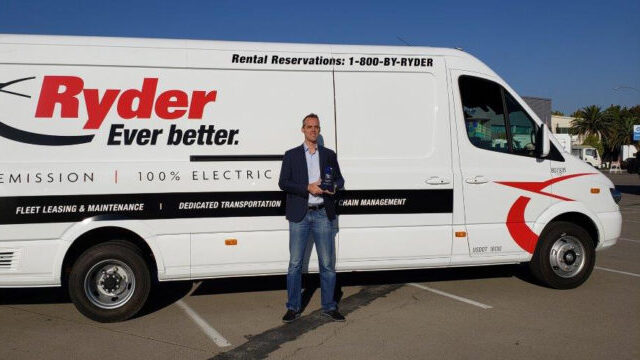 You are currently viewing RYDER SYSTEM'S CHRIS NORDH ON COMMERCIAL ELECTRIC TRUCKS AND FUTURE TRANSPORTATION TECHNOLOGIES