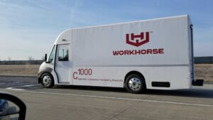 Ryder To Begin Offering C-Series Workhorse Electric Step Van