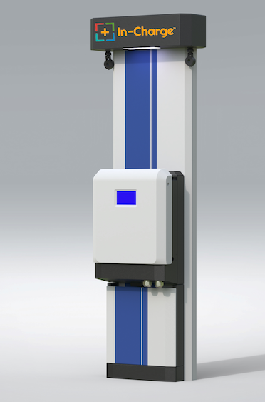 Read more about the article IN-CHARGE ENERGY ANNOUNCES INNOVATIVE HARDWARE PRODUCTS FOR COMMERCIAL EV CHARGING