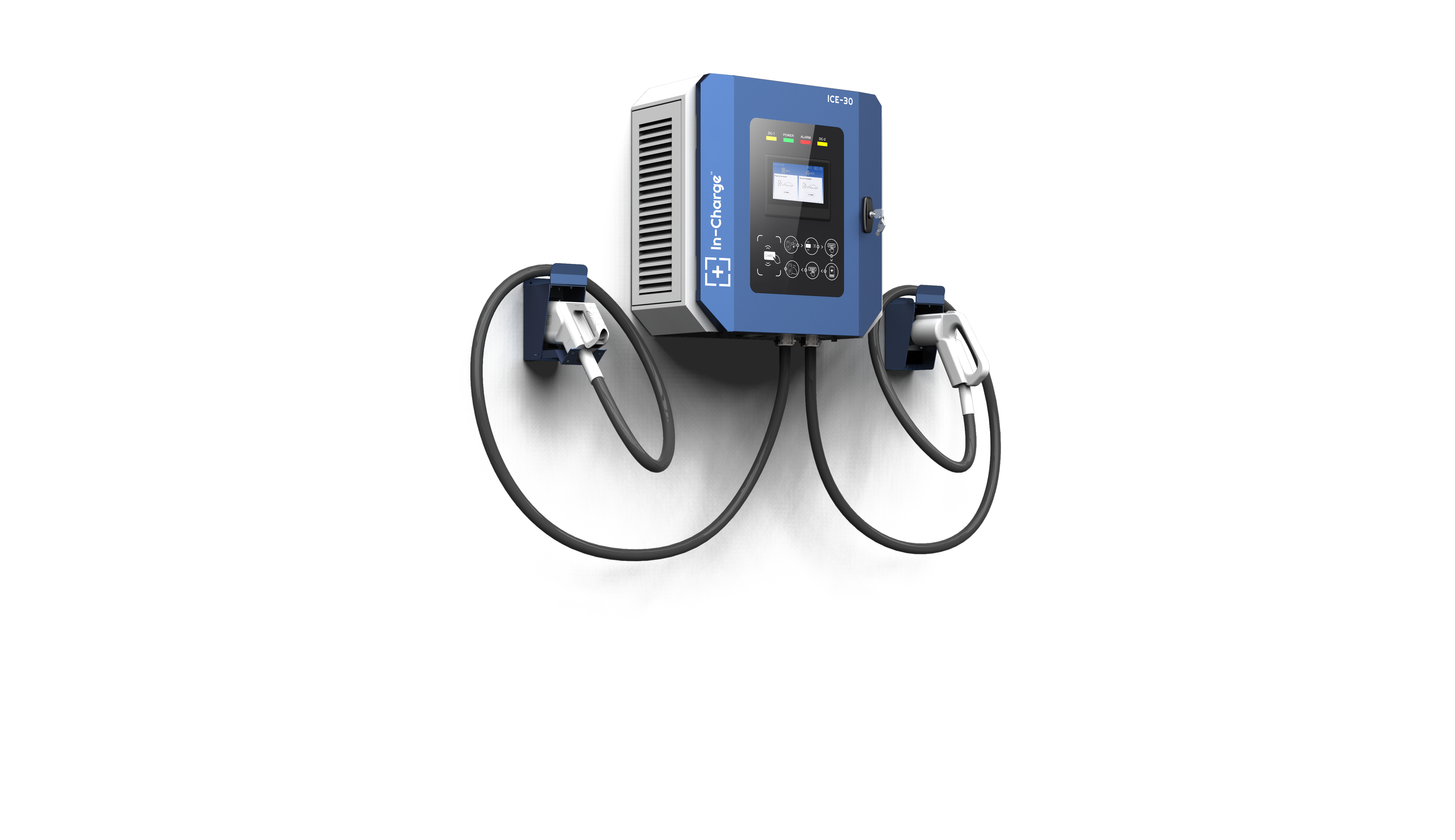 Read more about the article IN-CHARGE ENERGY RELEASES INDUSTRY'S FIRST BI-DIRECTIONAL DC WALLBOX CHARGER