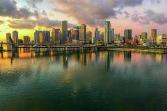 miami-skyline-at-sunrise-bill-barber