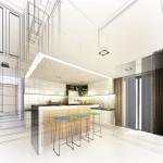 5 Blue Print Kitchen