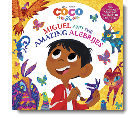 Miguel and the Amazing Alebrijes
