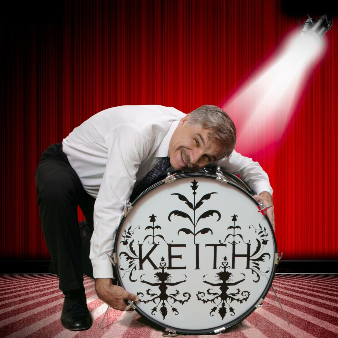 A member of the Keith Band