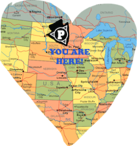 Map to your heart