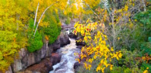 Fall Colors on the Temperance River