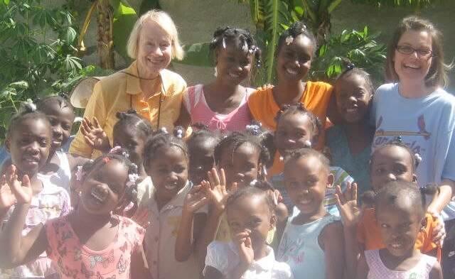 Haitian Dancers Seek New 'Sole Sisters'