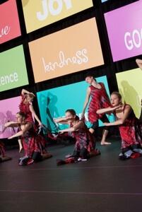 Contemporary Dance Dardenne Prairie, Missouri