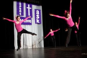 Dance Concert – Stress or Joy?