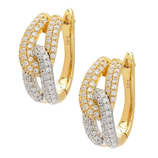 Signature Classics Collection Diamond Earrings