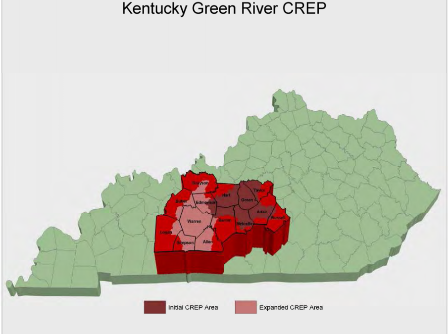 Green River CREP contracts won't be renewed
