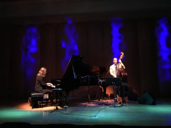 Eric Revis Duo with Kris Davis