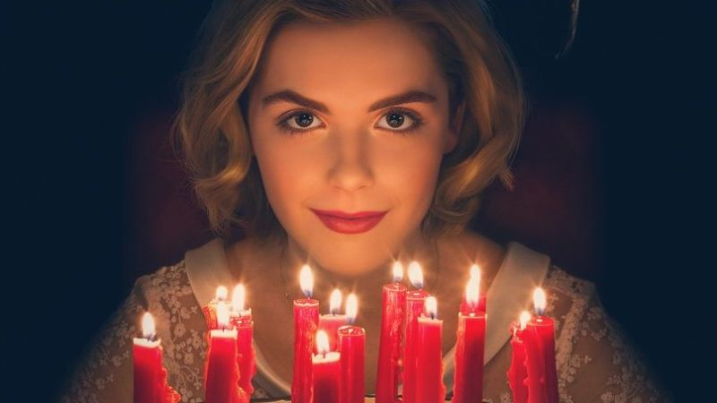 """""""The Chilling Adventures of Sabrina"""" impressively takes up the Buffy mantle,"""