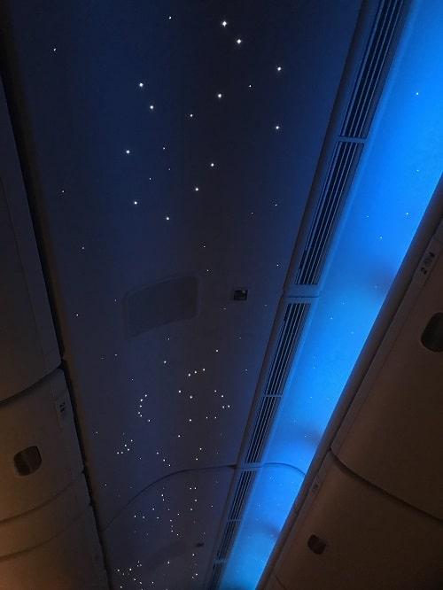 Cabin Night Sky