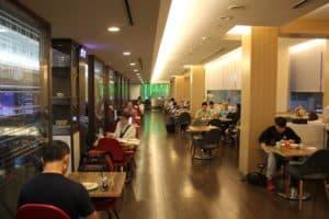 The Star Lounge Seating Taipei Airport