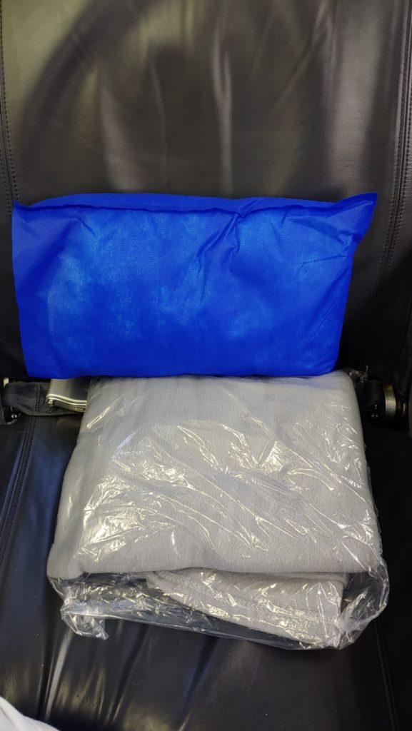 Copa Business Class Blankets