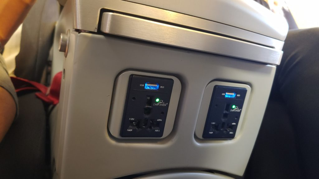 Charging Outlets