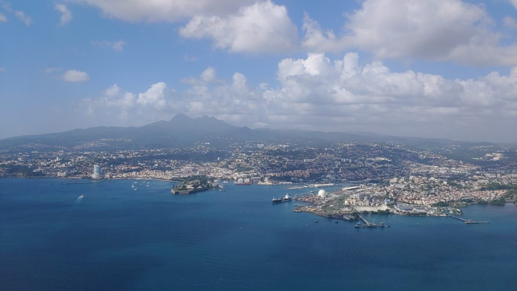 Martinique!