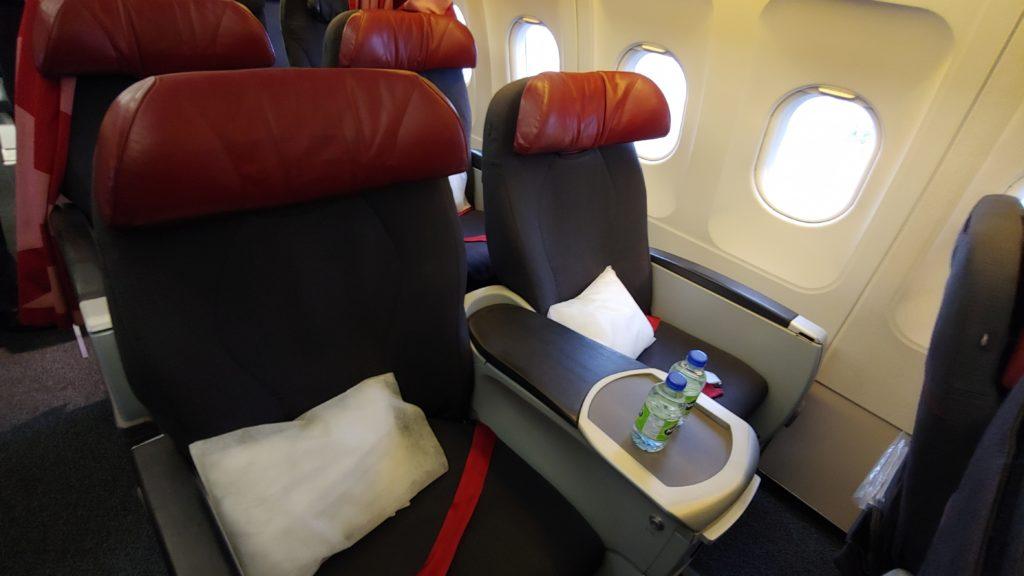 Premium Seats Air Canada Rouge A319