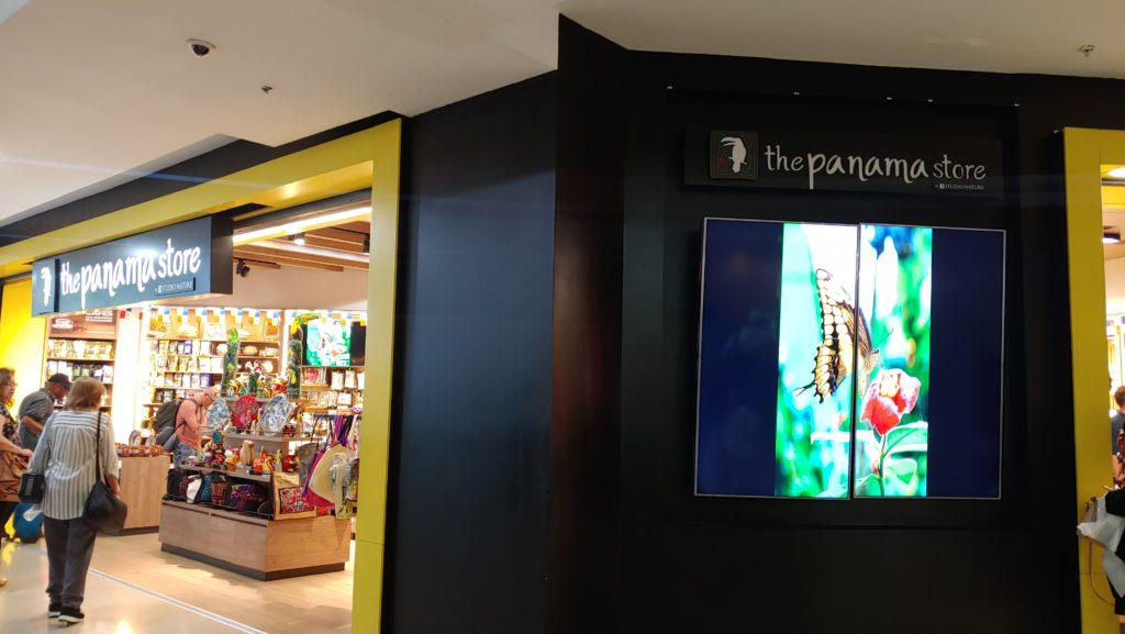 The Lounge Panama is Across from The Panama Store