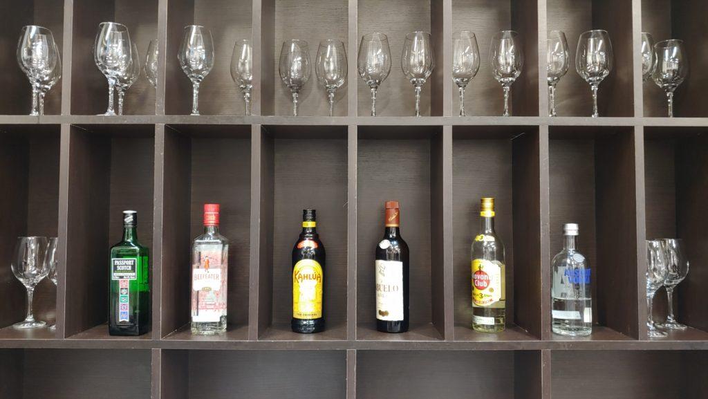 Drink Selection The Lounge Panama