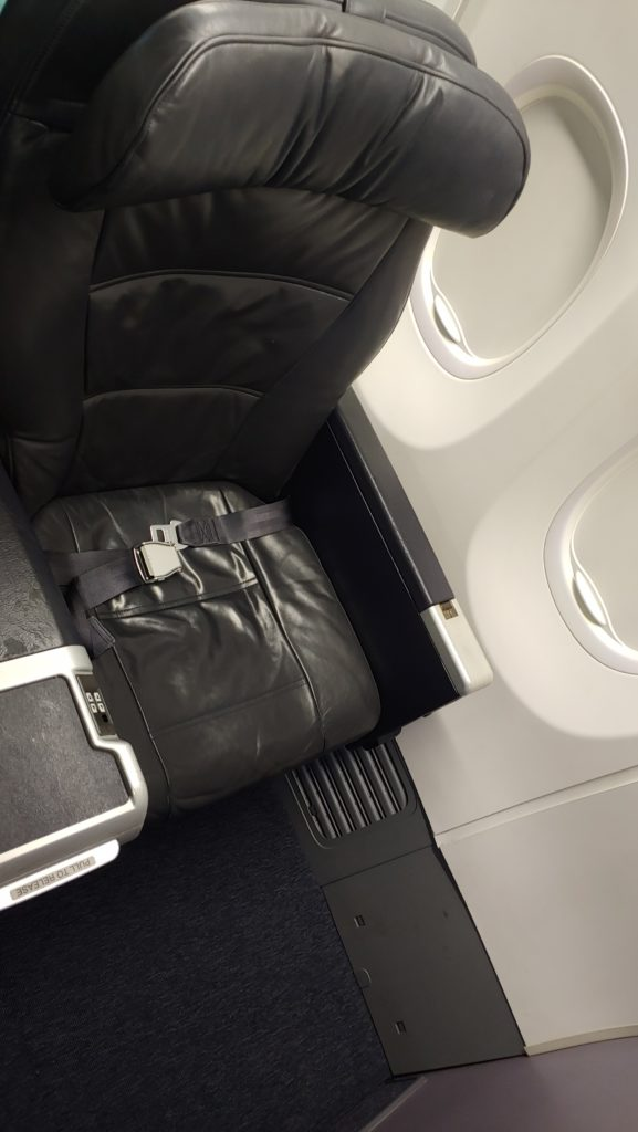 Business Class Seat CM Boeing 737-800