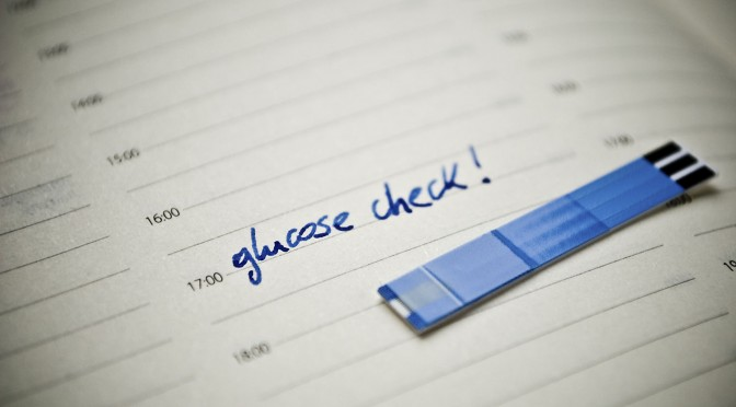 Treating Diabetes with Glucose Checks