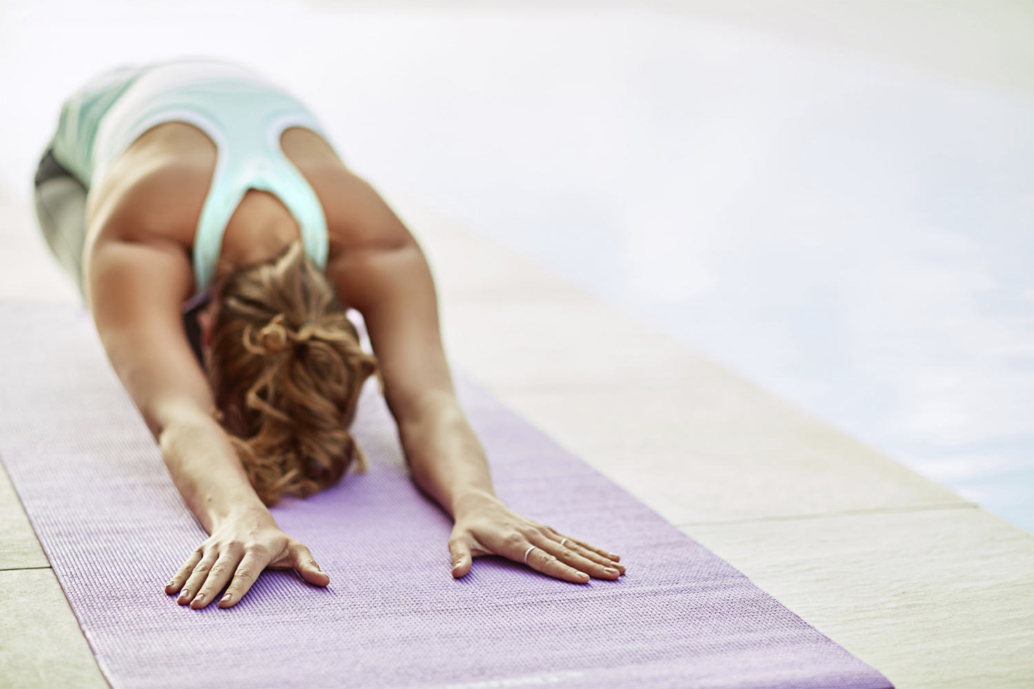 Yoga to Relieve Tension